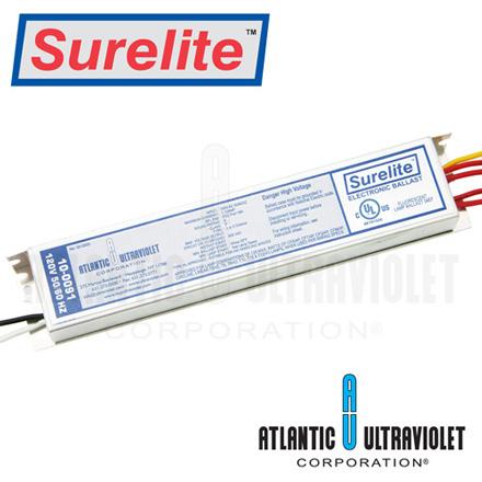 Atlantic Ultraviolet 10-0091 Surelite Electronic Ballast 120V