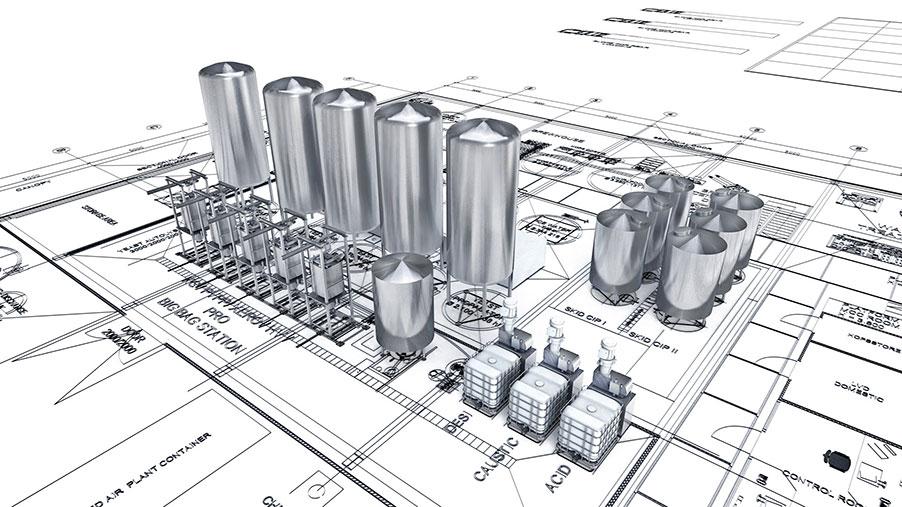 Brewery In Modular Design Krones Ag