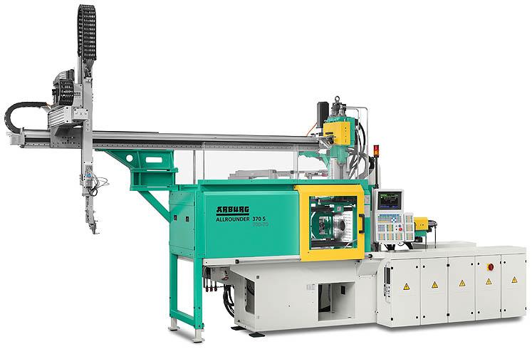 Linear robotic systems-ARBURG GmbH Co KG