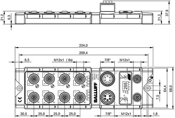Network interface BNI006C-Balluff Inc. on danfoss wiring diagram, bendix wiring diagram, dayton wiring diagram, bourns wiring diagram, amphenol wiring diagram, atlas copco wiring diagram, square d wiring diagram, smc wiring diagram, siemens wiring diagram, enerpac wiring diagram, panasonic wiring diagram, general electric wiring diagram, fisher wiring diagram, mitsubishi wiring diagram, toshiba wiring diagram, emerson wiring diagram, bosch wiring diagram, alpha wiring diagram, durant wiring diagram, sony wiring diagram,
