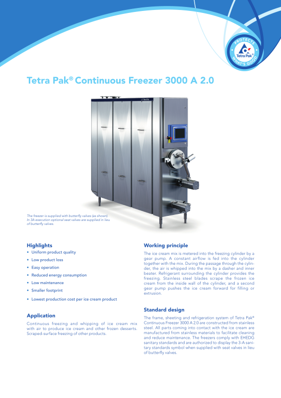 Tetra Pak processing and packaging solutions for food and