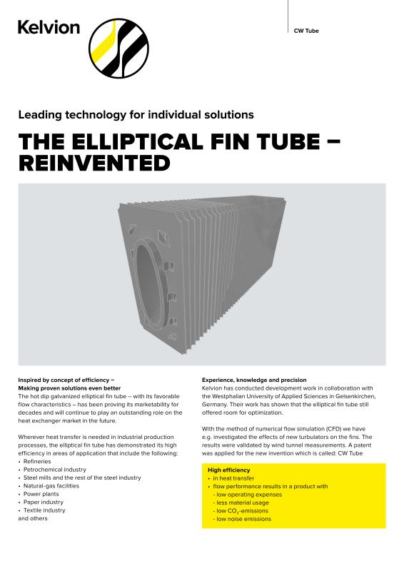 Vacuum Steam Condensers MASH-Kelvion